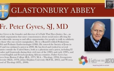 The Prophets, Jesus, and the Prophetic Voice Today: A Talk at Glastonbury Abbey